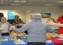 Disabled Living Dementia Tea Dance
