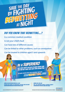 did you know that bedwetting... image