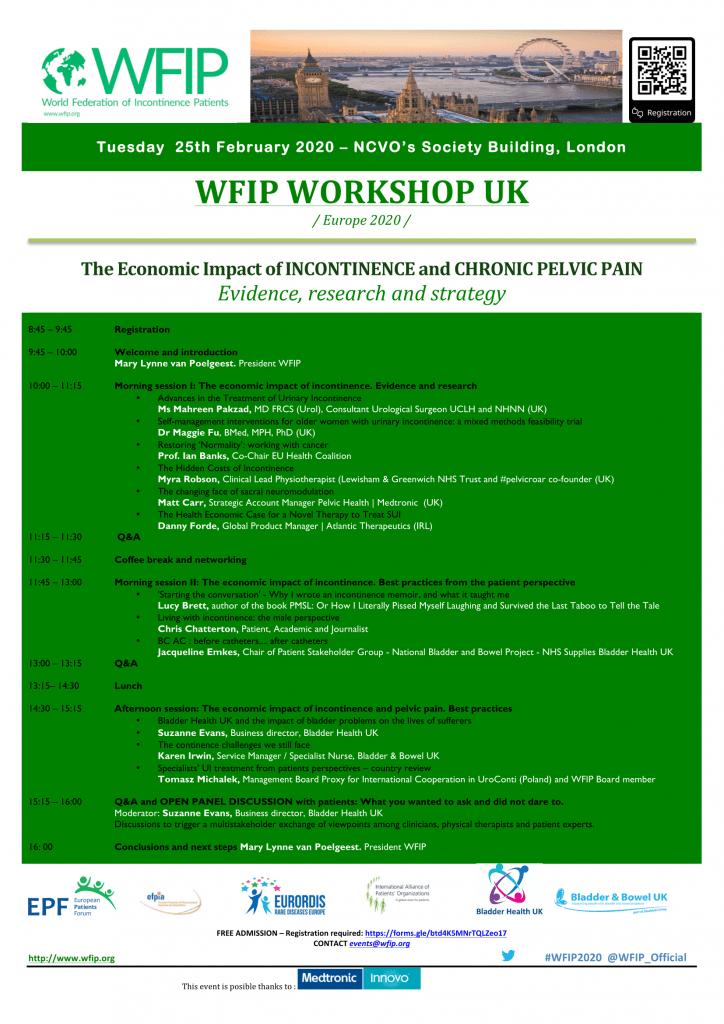 WFIP workshop flyer