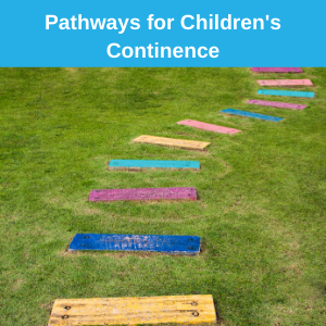Pathways for Children's Continence Button
